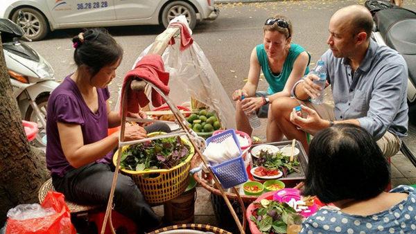 1- street food tour