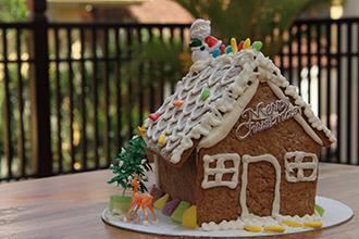 Gingerbread house Kid Class- 400,000vnd